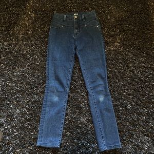 Urban Outfitters BDG dark wash skinny jeans